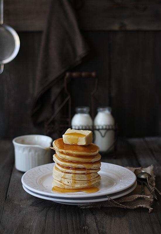 Tortitas americanas / Pancakes