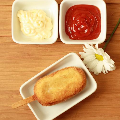Helados de pescado / Fish nuggets