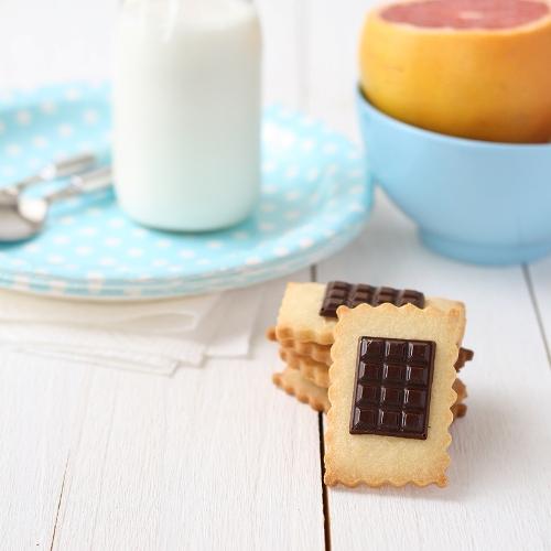 Galletas con chocolate: Petit Ecolier