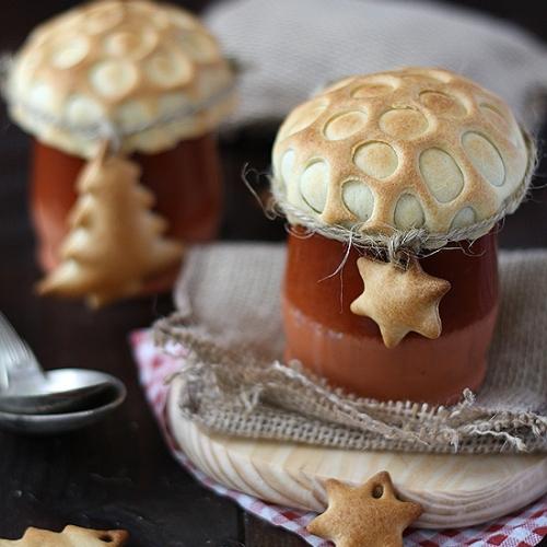 Crema de marisco para Navidad