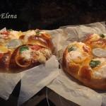 Roscón de reyes- Elena (Chocolate y Pimienta)