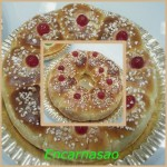 Roscón de reyes- Encarna Herrera
