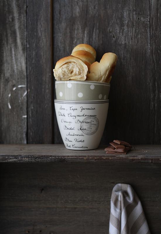Pan de leche / Milk bread buns