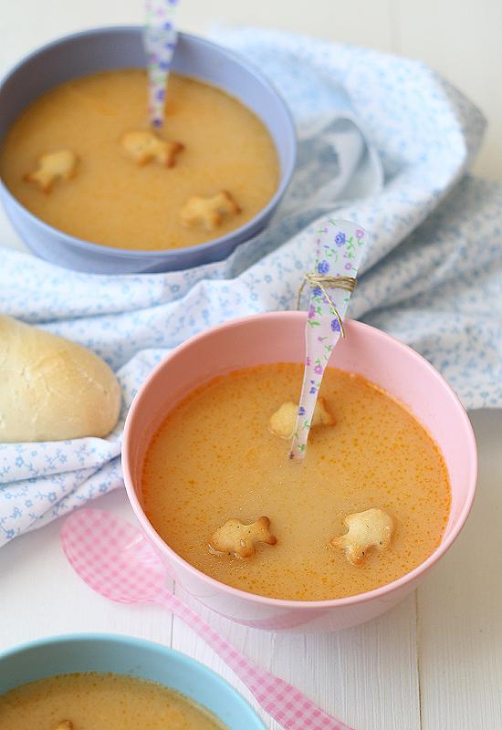 Sopa de pescado / Fish soup
