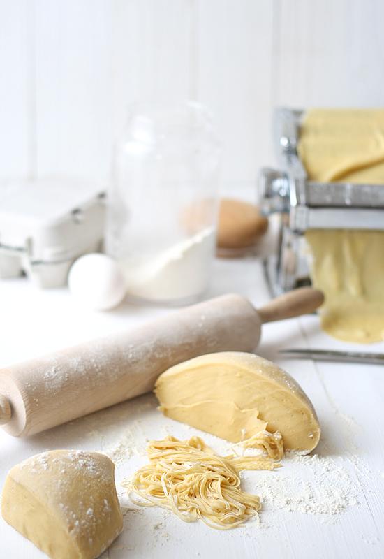 Pasta casera
