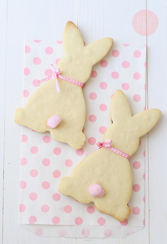 Galletas conejo