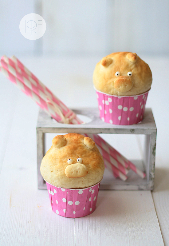 Piggy bread