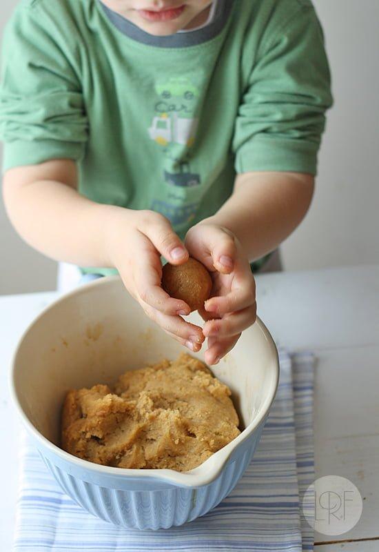 galletas de lacasitos, paso a paso 2