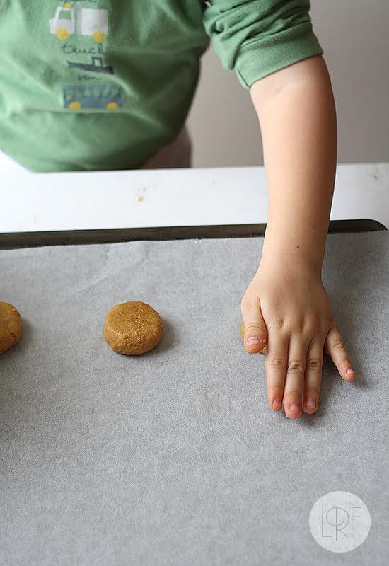 galletas de lacasitos, paso a paso 3