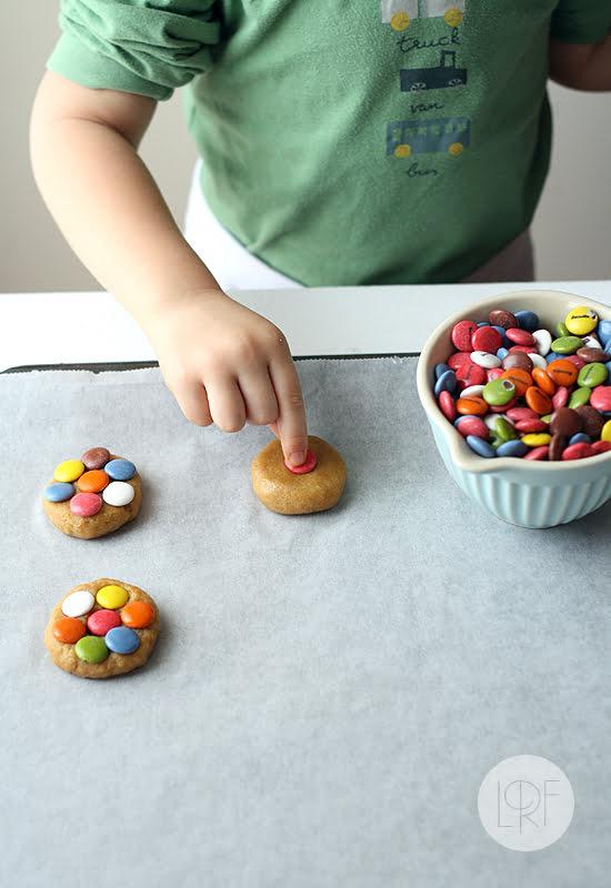 galletas de lacasitos, paso a paso 4
