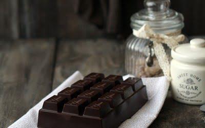 Tarta tableta de chocolate