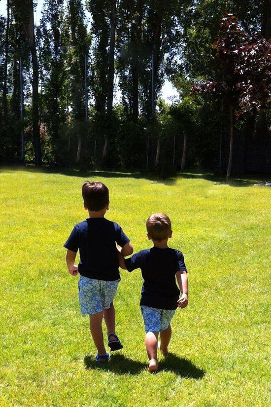 Pablo y Jorge- Julio 2013
