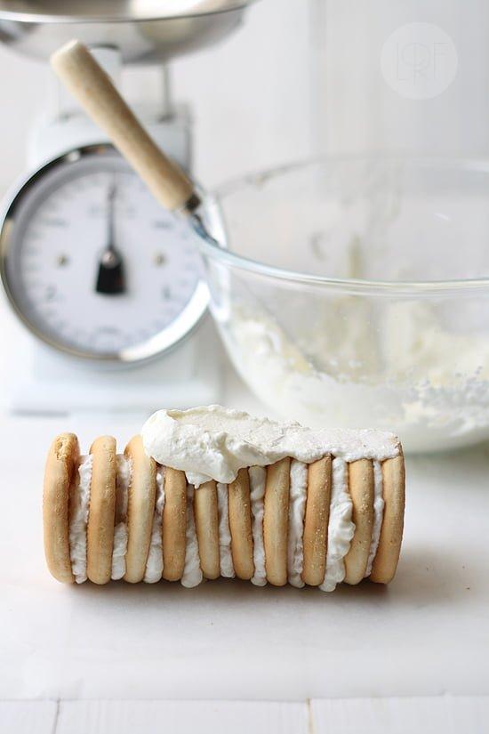 Tarta de galletas