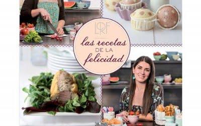 Mi libro: Las recetas de la felicidad