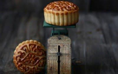 Moon cakes (pasteles de luna)