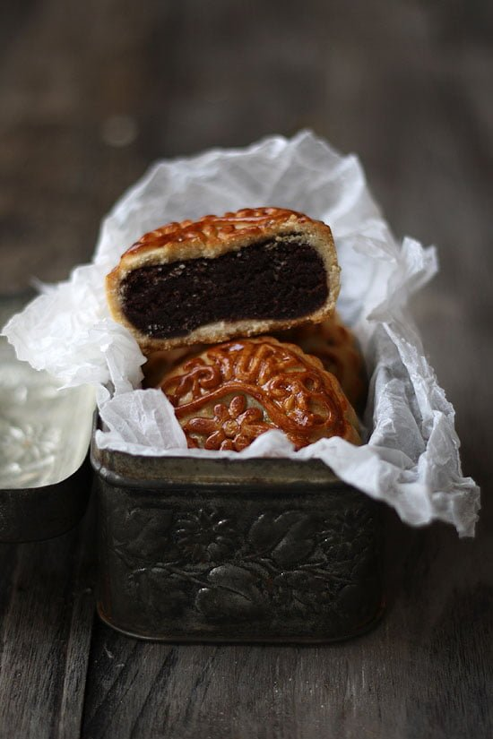 Moon cakes (kind of)
