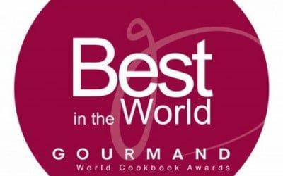 Finalista en los Gourmand Cookbook Awards