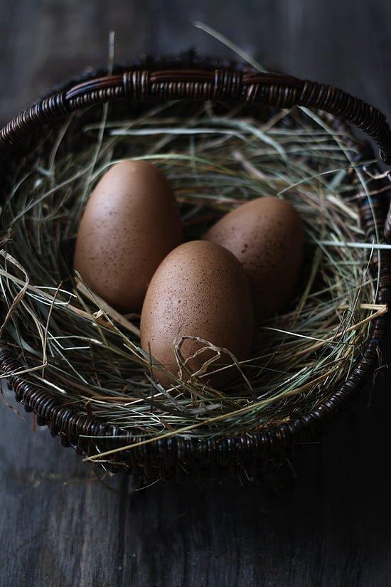Pesa un huevo