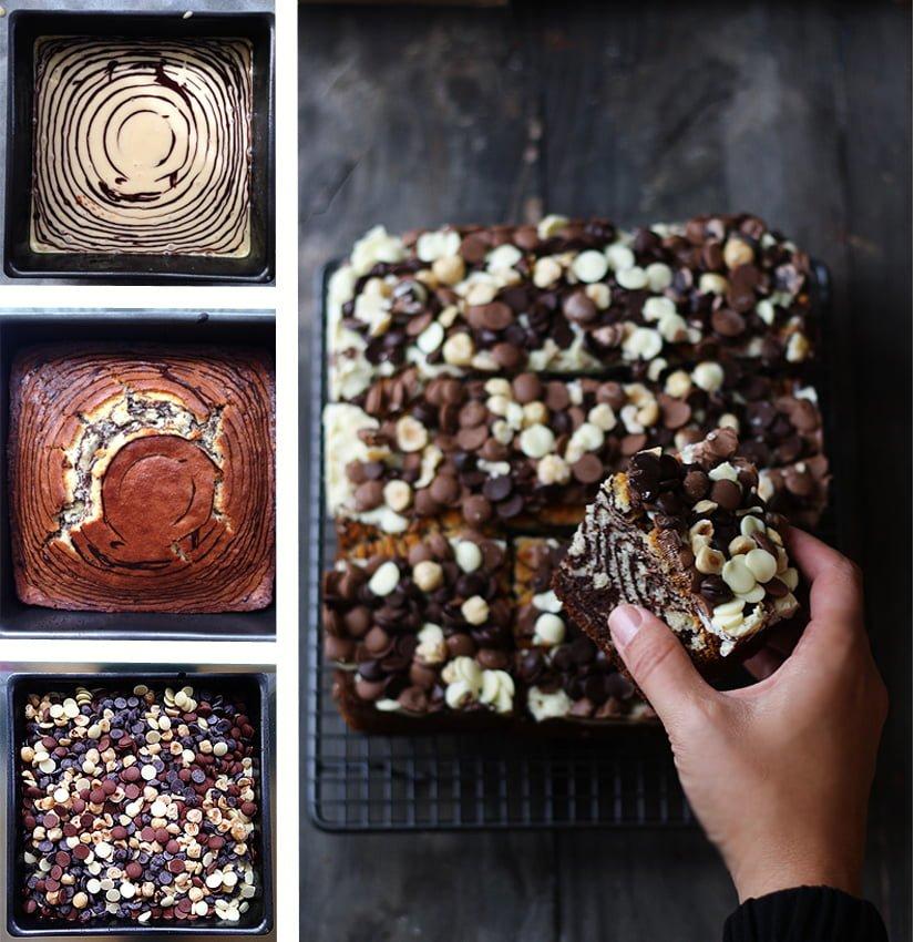 Chocolate Crumble Cake