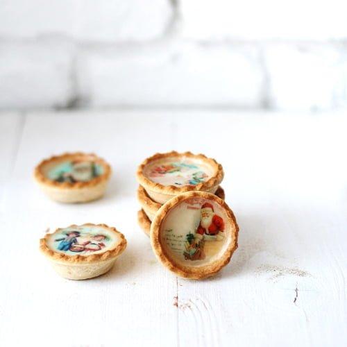 Tartaletas de Navidad